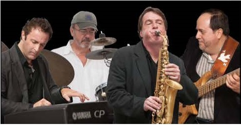 <b>Eric Mintel Quartet</b><br>Saturday, September 1 — 8:00 PM