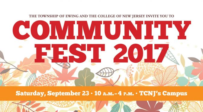 <b>Ewing Community Fest</b><br/>Saturday, September 23