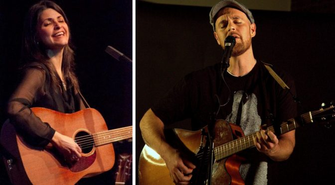 <b>Mike Herz & Carolann Solebello</b><br>Saturday, October 28 — 8:00 PM