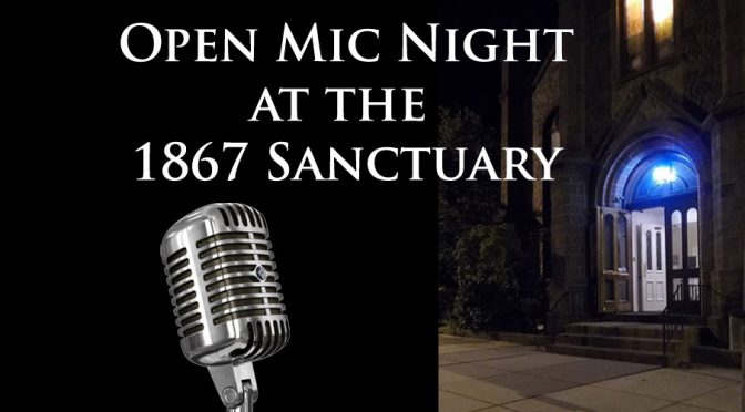 <b>Open Mic Night</b><br>Friday, October 27 — 7:00 PM