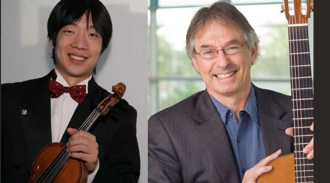 <b>Vladimir Dyo & Allen Krantz</b><br>Friday, September 29 — 8:00 PM
