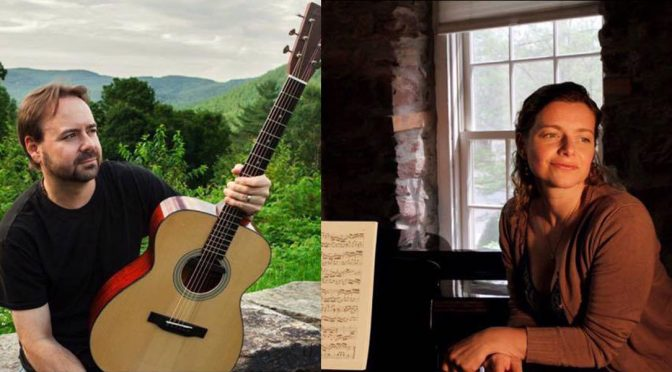 <b>Vin Downes & Heidi Breyer</b><br>Saturday, September 30 – 8:00 PM