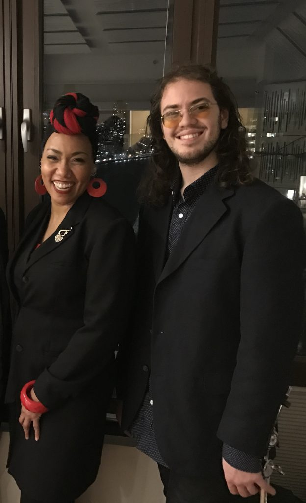 Deborah Davis and Ben Rosenblum