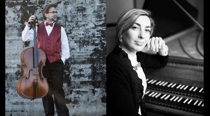 <b>Ovidiu Marinescu & Anna Kislitsyna</b><br>Sunday, October 22 — 7:30 PM