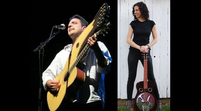 <b>(POSTPONED) Dan LaVoie and Abbie Gardner</b><br>Saturday, December 16 — 8:00 PM