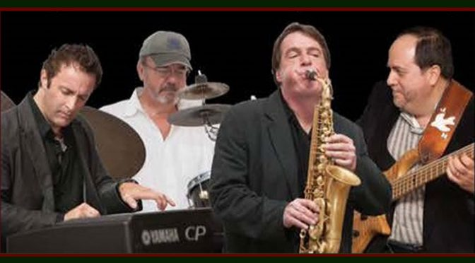<b>Eric Mintel Quartet – Charlie Brown Christmas</b><br>Sunday, December 10 — 3:00 PM
