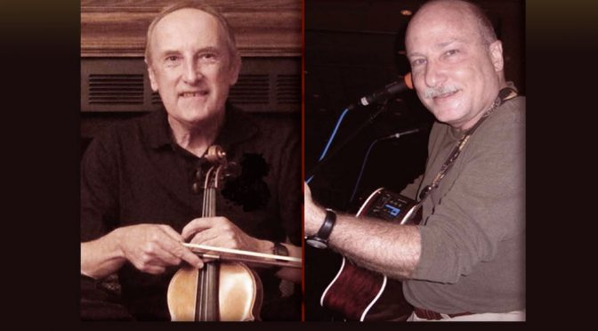 <b>Larry Siegel and Jim Queen</b><br>Saturday, November 18 — 8:00 PM