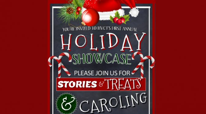 <b>Hopewell Valley Children's Theater: Community Holiday Showcase</b><br>Saturday, December 16 — 2:00 PM