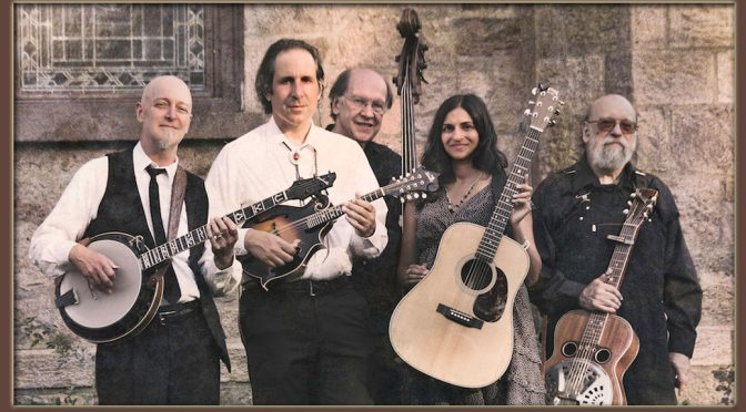 <b>Magnolia Street String Band</b><br>Sunday, March 11 — 7:30 PM