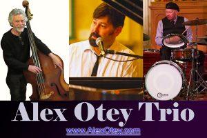 Alex Otey Trio