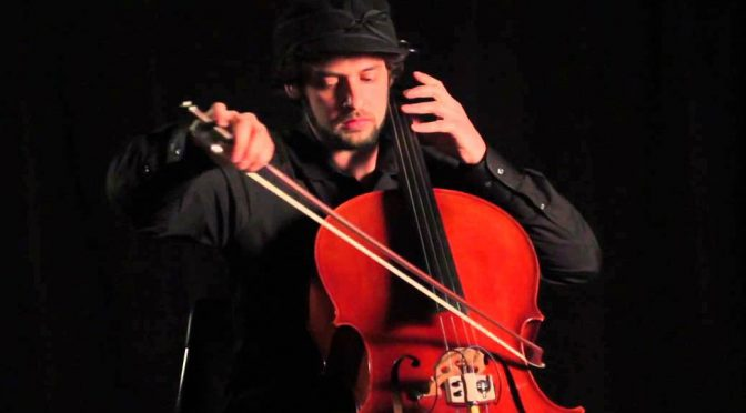 <b>Dan Kassel, Solo Contemporary Cello</b><br>Friday, January 19 — 8:00 PM