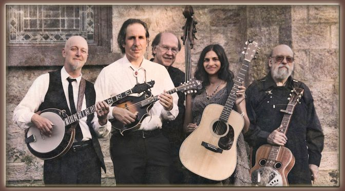 <b>Magnolia Street String Band</b><br>Thursday, July 12 — 8:00 PM