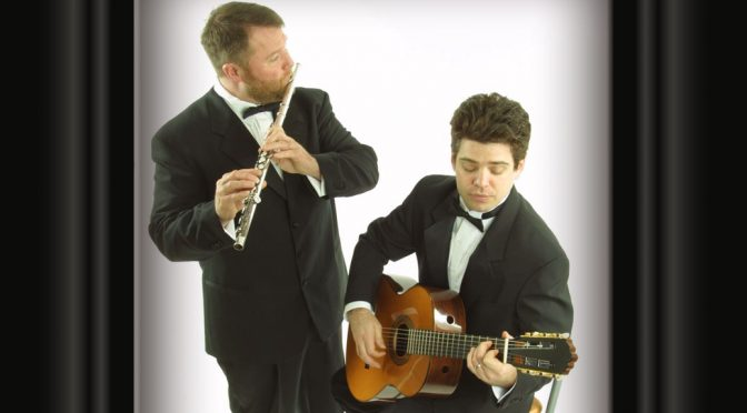 <b>Meany/Simmons Flute and Classical Guitar Duo</b><br>Sunday, January 21 — 3:00 PM