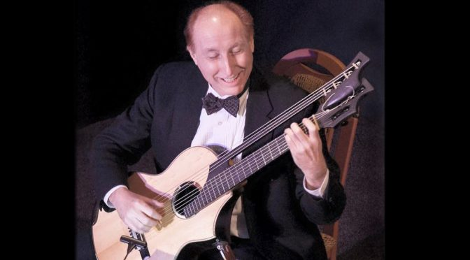 <b>Stanley Alexandrowicz, The Romantic and Contemporary Guitar</b><br>Sunday, April 29 — 7:30 PM