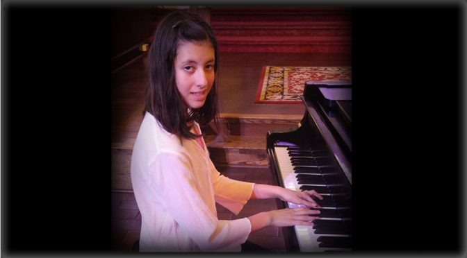 <b>Victoria Sadowski, Youth Singer-Songwriter</b><br>Sunday, February 11 — 3:00 PM