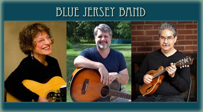 <b>Blue Jersey Band – Django, Jazz, & Bluegrazz</b><br>Saturday, February 10 — 8:00 PM