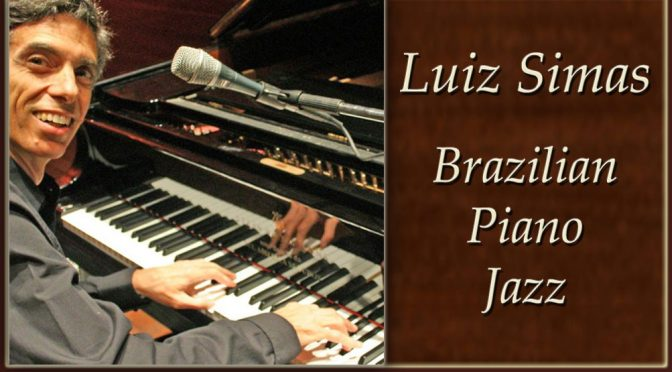 <b>Luiz Simas, Brazilian Piano Jazz</b><br>Saturday, July 7 — 8:00 PM