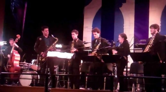 <b>TCNJ Jazz Ensemble</b><br>Wednesday, February 28 — 8:00 PM