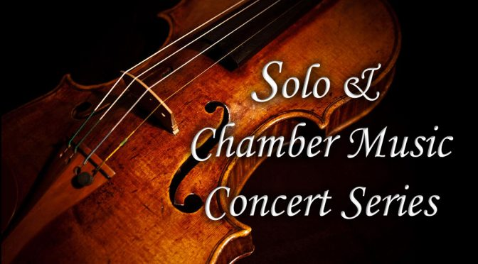 <b>Chamber Music</b><br>Saturday, September 29 — 8:00 PM