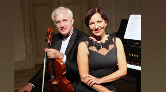 <b>Chamber Music: Dennis Krasnokutsky, viola and Maja Rajković, piano</b><br>Wednesday, May 2 — 8:00 PM