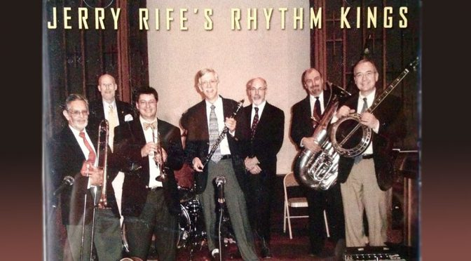 <b>Hymns and Spirituals with Jerry Rife's Rhythm Kings</b><br>Sunday, May 6 — 3:00 PM