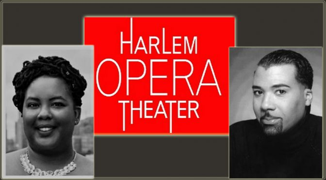 <b>Harlem Opera Theater Benefit Concert</b><br>Saturday, June 2 — 3:00 PM