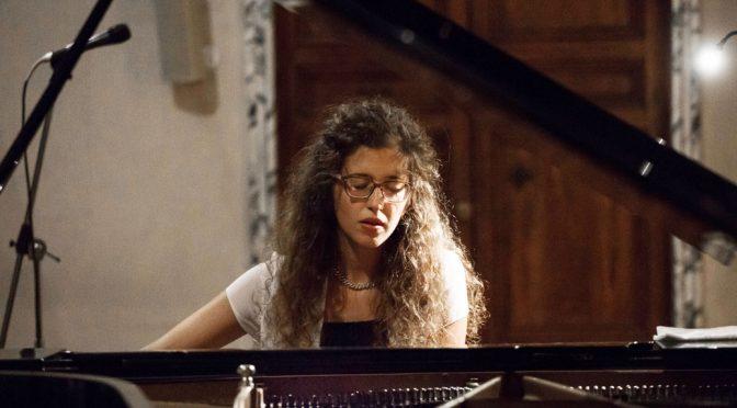 <b>Carlotta Masci, Piano</b><br>Wednesday, May 30 — 8:00 PM