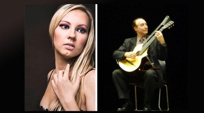 <b>Dominika Zamara, Soprano and Stanley Alexandrowicz, Guitar</b><br>Wednesday, May 23 — 8:00 PM