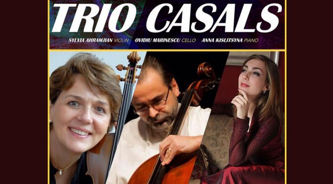 <b>Trio Casals</b><br>Friday, May 18 — 8:00 PM