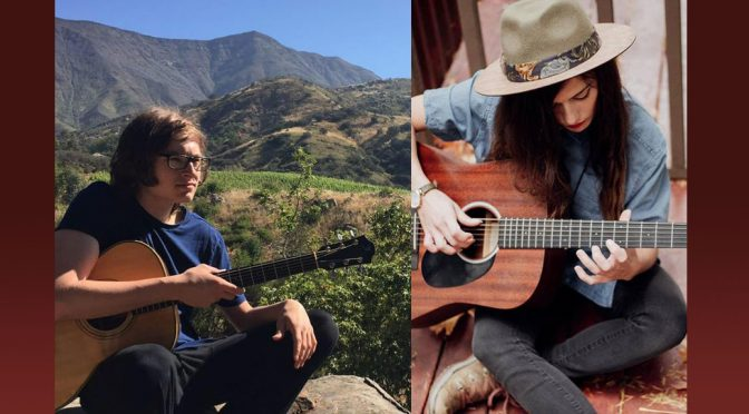 <b>Amber Russell and Landon Herock, Acoustic Guitars</b><br>Wednesday, July 11 — 8:00 PM