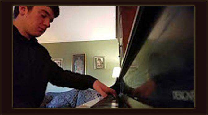 <b>Nick Marsola, Solo Piano</b><br>Friday, June 15 — 7:00 PM