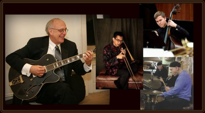 <b>New Jersey Jazz Quartet</b><br>Wednesday, June 13 — 8:00 PM