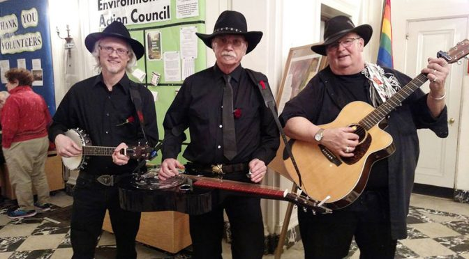 <b>The Poorhouse Pickers – Rough Diamonds and Hidden Jems</b><br>Wednesday, June 20 — 8:00 PM