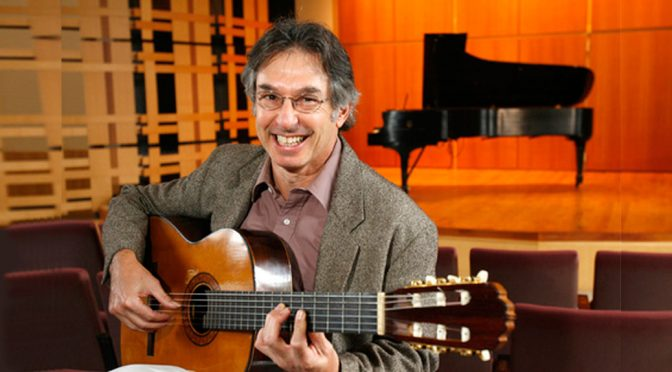 <b>Allen Krantz: Music of Three Continents: Guitar Music from Latin America, Europe and Japan</b><br>Sunday, July 29 — 3:00 PM