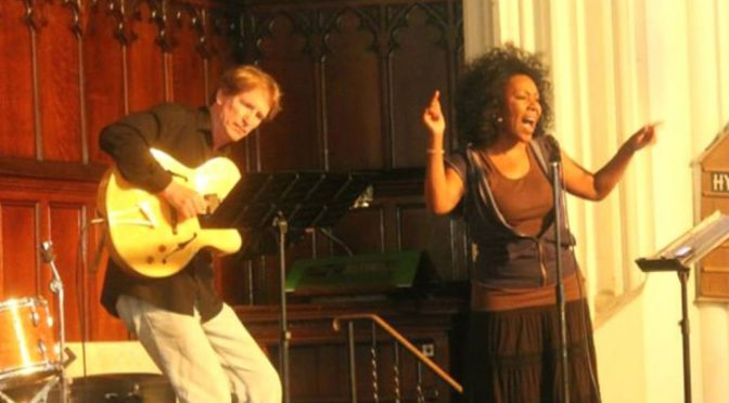 <b>That Old School Magic: Skip Barthold and Demetria Joyce Bailey</b><br>Wednesday, July 25 — 8:00 PM