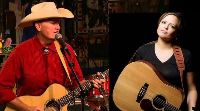 <b>Songs and Stories with Jody Quine & Grant Maloy Smith</b><br>Tuesday, July 24 – 8:00 PM