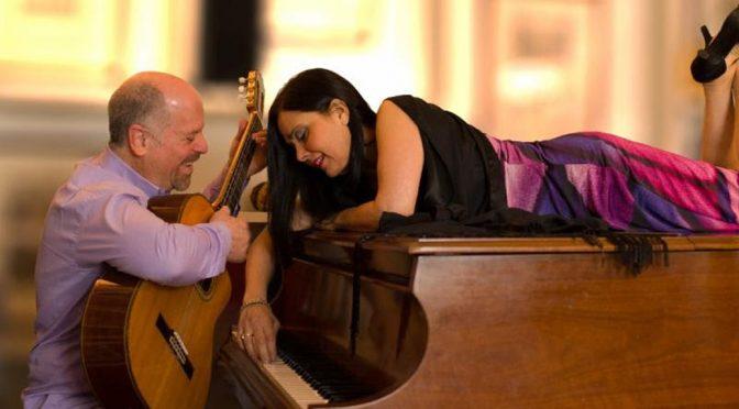 <b>Minas Duo, Brazilian Jazz</b><br>Saturday, July 21 — 8:00 PM