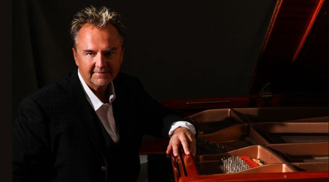 <b>Grammy Winning Pianist – Peter Kater</b><br>Tuesday, July 31 — 8:00 PM