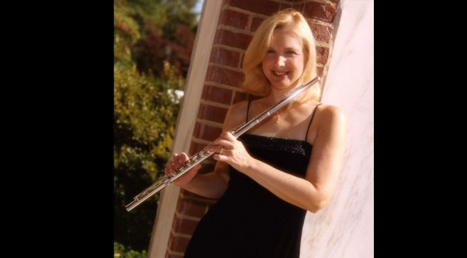 "<b>Wendy Zoffer Flute Experience, ""Sweet Summer Sounds – Samba to Swing!""</b><br>Sunday, July 15 — 7:30 PM"