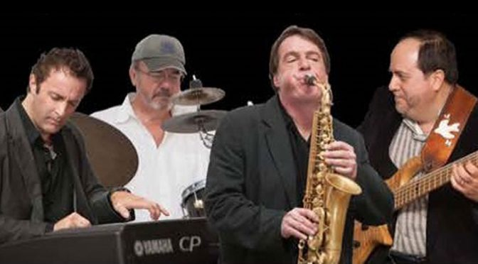 <b>25 Years of the Eric Mintel Quartet and Still Going!</b><br>Saturday, September 1 — 8:00 PM