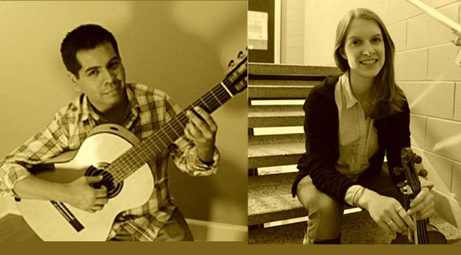 "<b>Lemongrass Duo, ""South American Flight""</b><br>Thursday, July 16 — 8:00 PM"