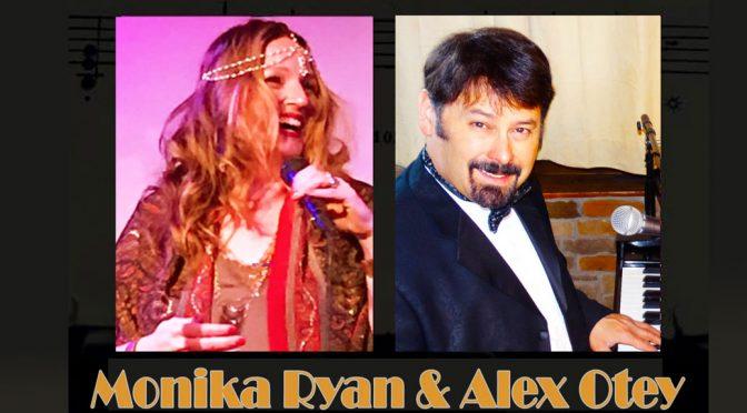 <b>Monika Ryan with the Alex Otey Trio</b><br>Wednesday, October 3 — 8:00 PM