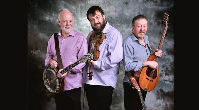 <b>North Sea Gas – Folk/Roots from Scotland</b><br>Sunday, September 23 — 3:00 PM
