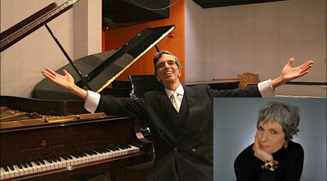 <b>Luiz Simas, Brazilian Piano Jazz with Special Guest Kerry Linder</b><br>Saturday, September 8 — 8:00 PM