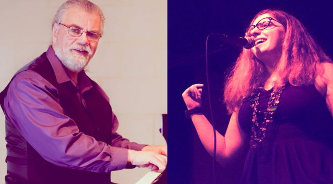 <b>Joe Holt and Maria Rusu</b><br>Friday, November 9 — 8:00 PM