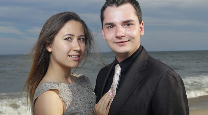 <b>A & R Duo: Classical Piano</b><br>Sunday, January 27 — 3:00 PM