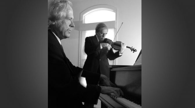 <b>Alexandre Djokic, Violin and Roburt Gajdos, Piano: A Paris Recital, 1925</b><br>Wednesday, November 14 — 8:00 PM