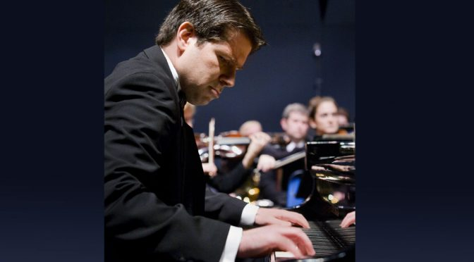 "<b>Itay Goren, Classical Piano, ""Image and Sound""</b><br>Sunday, November 11 — 3:00 PM"