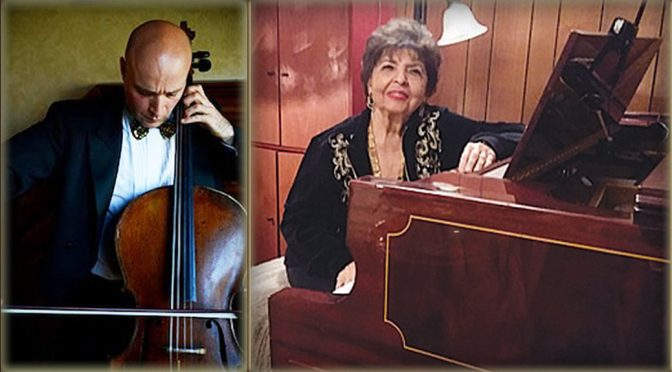 <b>Rachmaninoff Duo</b><br>Saturday, December 1 — 2:00 PM