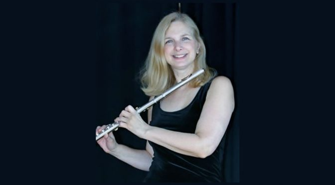 <b>Wendy Zoffer Flute Experience</b><br>Sunday, November 18 — 3:00 PM